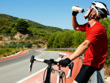 đạp xe tốn bao nhiêu calo