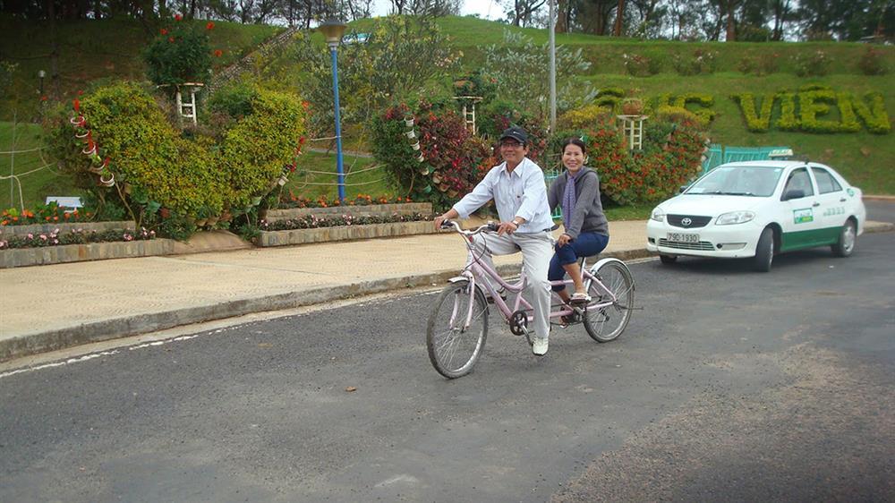 những mẫu xe đạp đôi
