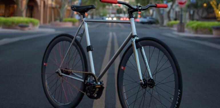 xe đạp không thắng