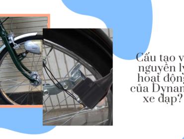 dynamo xe đạp là gì