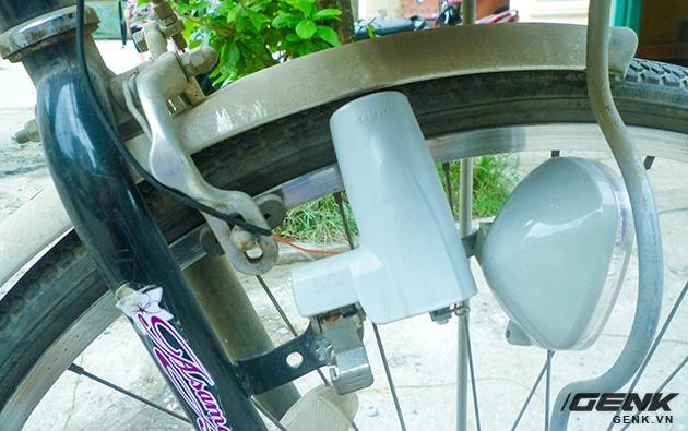 dynamo xe đạp