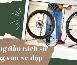 van xe đạp là gì